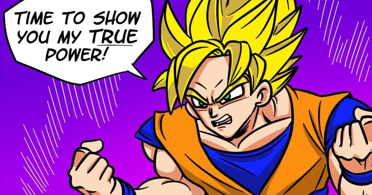 What It Was Like Watching DBZ As A Kid