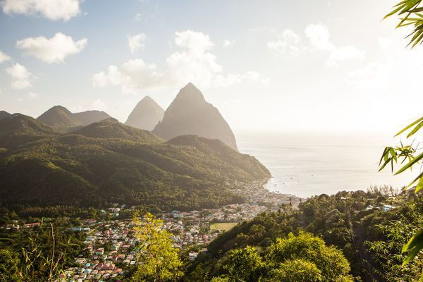Explore The Beauty Of Caribbean: Best 20+ Pitons St Lucia Ideas On Pinterest