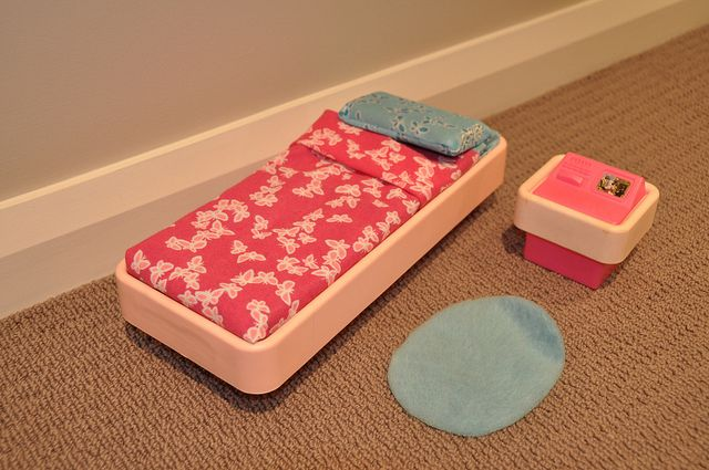 Barbie Dream Furniture Bed