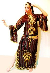 фольклорный костюм саиди - Поиск в Google