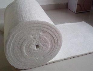 China Heat Insulation Refractory Ceramic Fiber Blanket Thermal Conductivity supplier