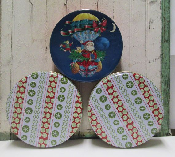 17 best images about vintage tins kitchen collectibles to for Can you recycle cookie tins