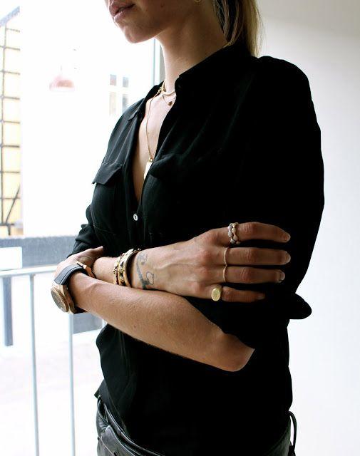 Style, Caffeinated: Blogger Crush: 'Look De Pernille'