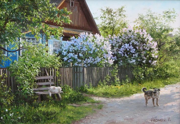 """Country Side"" by Tatyana Chernikh"