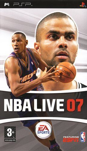Sony   NBA Live 2007 Occasion [ PSP ]   5030931054105. #Sony #Live #Occasion