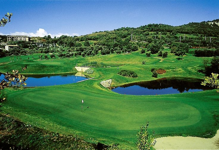 Marciaga - Golf green