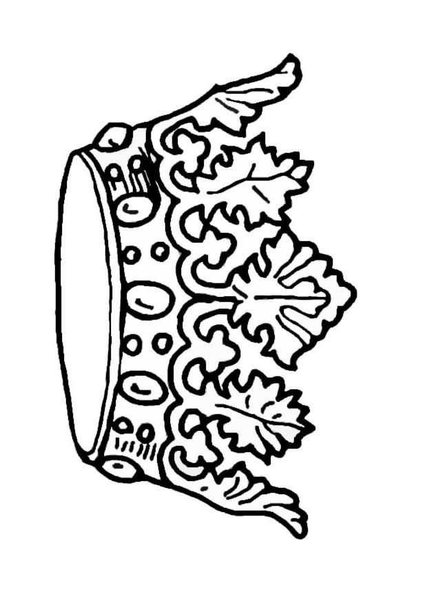 coloring pages barbie tiara - photo#19