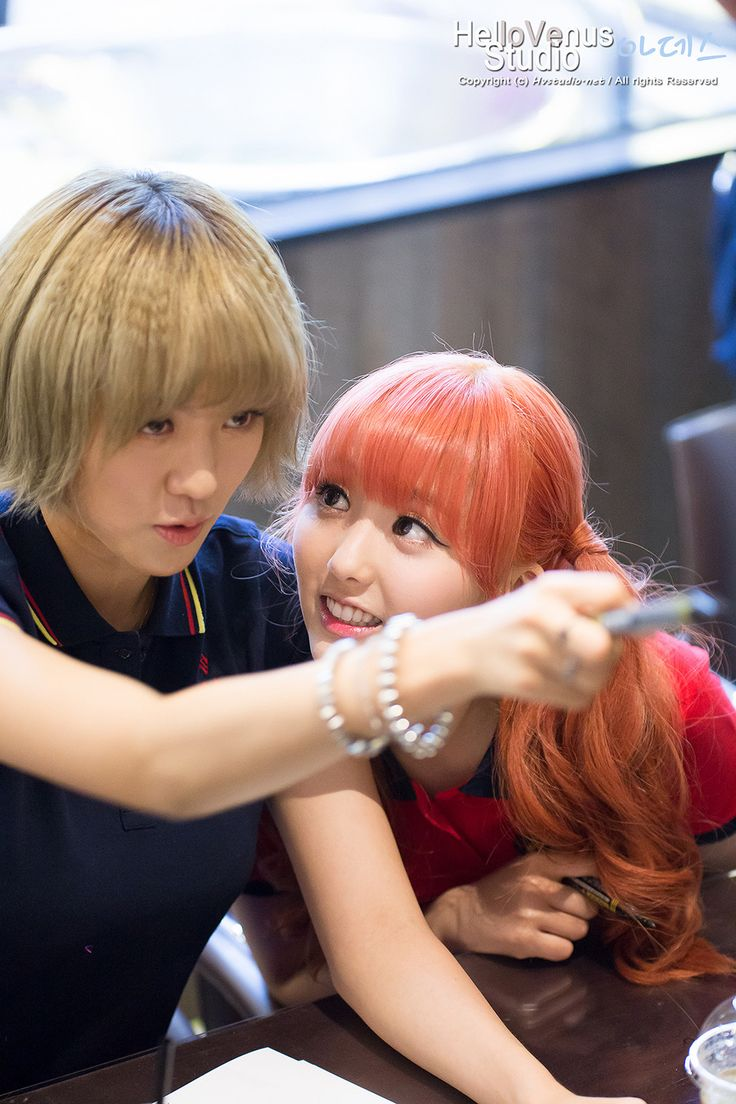 Hello Venus Lime and YoonJo