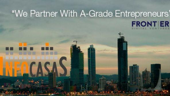Esta semana se concretó uno de los mayores hitos en la historia de la empresa InfoCasas. La misma se asoció al grupo Frontier Digital Ventures, un fondo de inversión con sede en Malasia, que cotiza en bolsa de valores australiana y cuenta con inversiones en más de 18 portales clasificados en 22 mercados de Asia, África y América Central.
