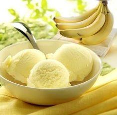 Cómo hacer helado de plátano. El plátano es un delicioso, versátil y …   – resetas