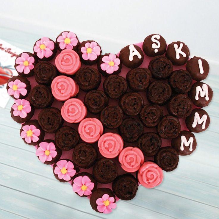 PinkyLove - Karışık Lezzet Çiçeği