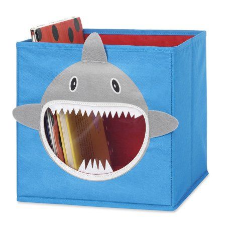 Free Shipping on orders over $35. Buy Whitmor Shark Collapsible Cube at Walmart.com