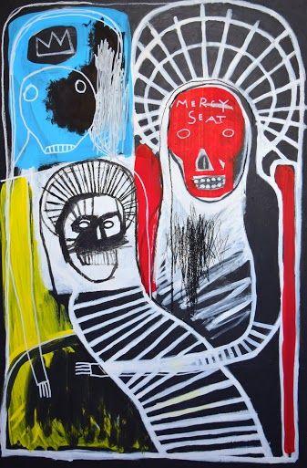 the art of Patrik Evereus - raw artist #rawart #artbrut #ompomhappy