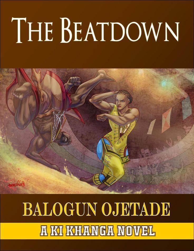 Sword and Soul meets Cyberfunk in the Beatdown! #Gamelit #LitRPG  #swordandsorcery #fantasy #afrofuturism