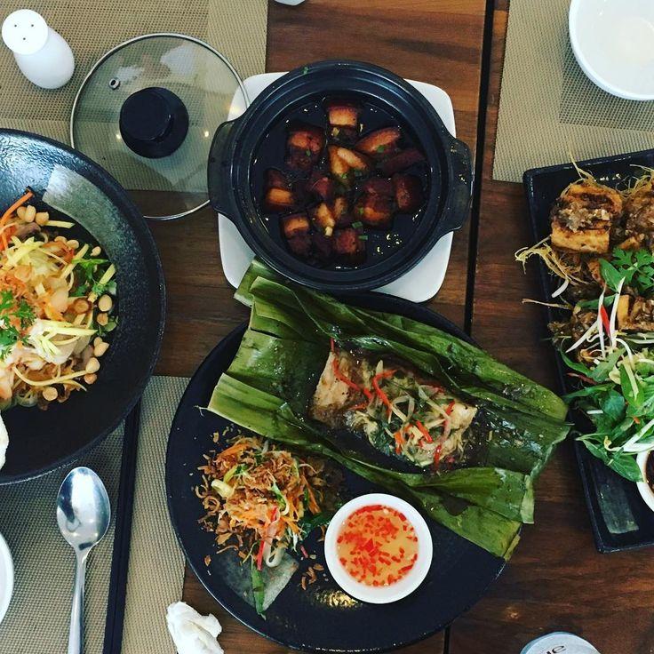 Amazing Vietnamese lunch @kotofoundation HCMC divine in every way