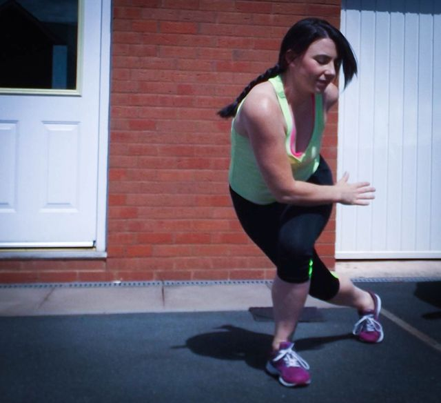Workout Quickies - Recreate Skates With Ankle Weights! - 909's Fresh Meat Tips