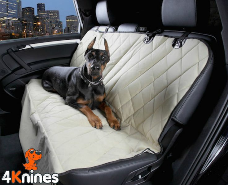 Our Waterproof Rear Seat Covers Are Great For Dogs Kids Protect Your Upholstery With A Black Gray Or Tan Cover From Order Today