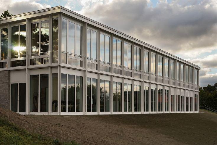 Gallery of ETH Hönggerberg / Tuñón & Ruckstuhl Architects - 7
