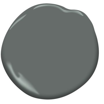 Fine Bedroom Paint Ideas Benjamin Moore Kitty Gray 1589 Accent Bedroomcabinet Colorspaint With Decorating
