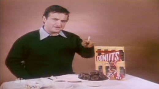 Little Chocolate Donuts | John Belushi | Saturday Night Live | #SNL Commercial Parodies