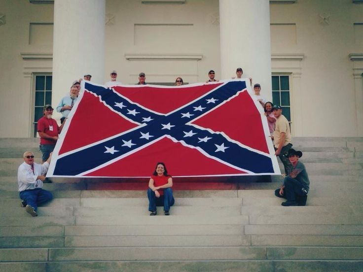 Giant Confederate Flag on I-95 to be Raised Saturday - WRIC Richmond News and Weather -