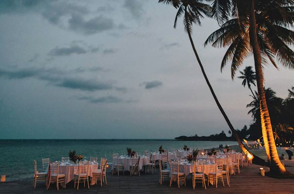 71 best wedding reception at yl residence no 17 images on for Table 99 koh samui