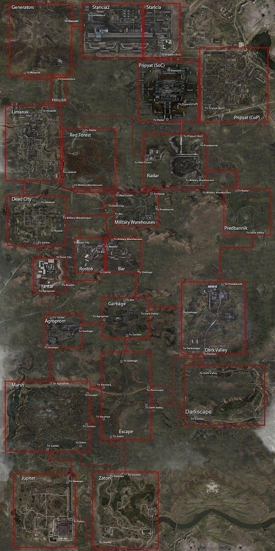 S.T.A.L.K.E.R. The Cursed Zone: Dimkas Story. image
