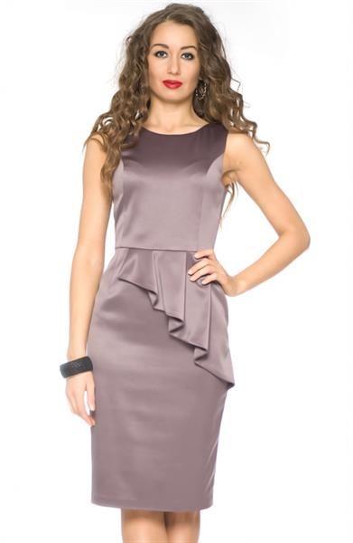 Платья с драпировкой фото