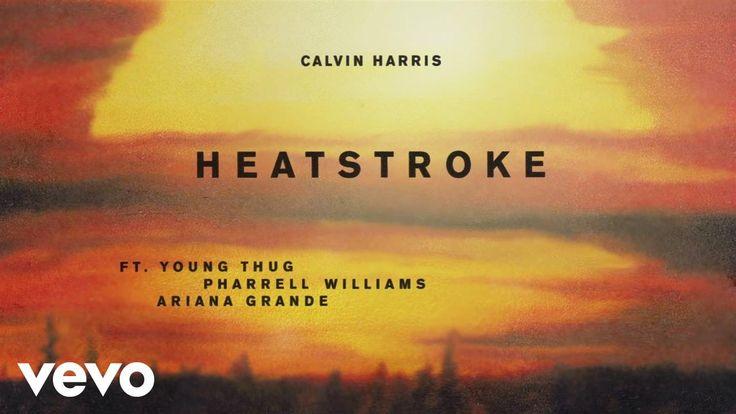 Calvin Harris - Heatstroke (Audio) ft. Young Thug, Pharrell Williams, Ar...