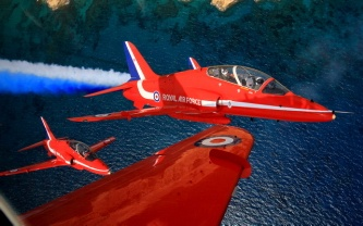 The Red Arrows 2012