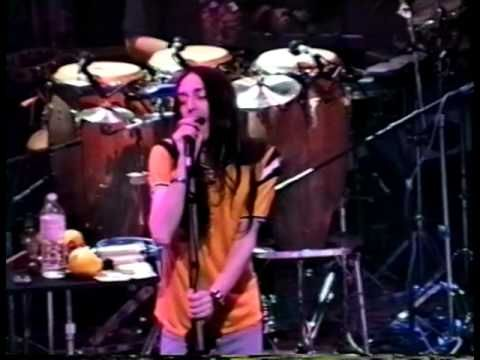 The Black Crowes - 22 March 1995 - Beacon Theater - New York, NY - Full Show Video is shot from the audience but sound is from the board. Screen goes black at times while camera is moved through the audience for different perspectives. Annoying as hell but each time camera settles in its terrific.    Marc is off on the first two, playing lap steel. Then comes a killer Thorn followed by Morning song!!! Wow.  Amorica or bust ya'll
