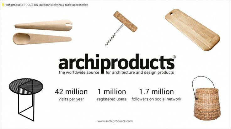 Archiproducts - the largest architecture and design network – MAISON&OBJET Magazine – MAISON&OBJET