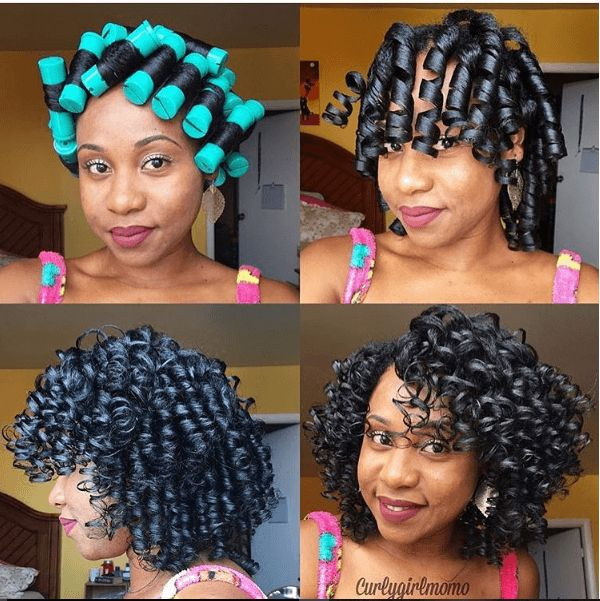 Ultra Curl Definition IG:@curlygirlmomo #naturalhairmag #naturalhair | Natural hair styles for ...