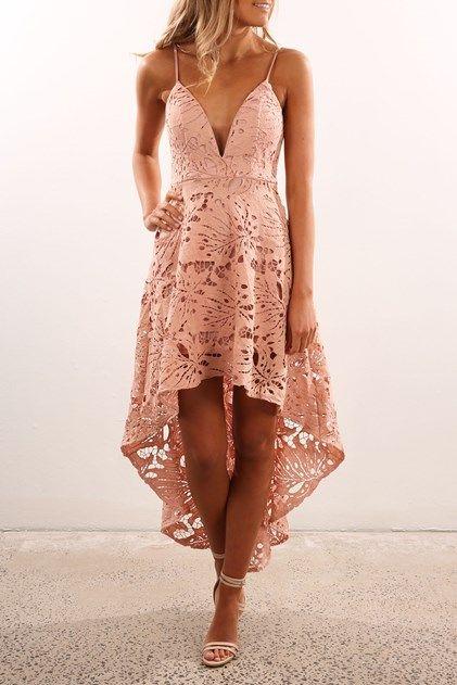 Zara Dress Blush