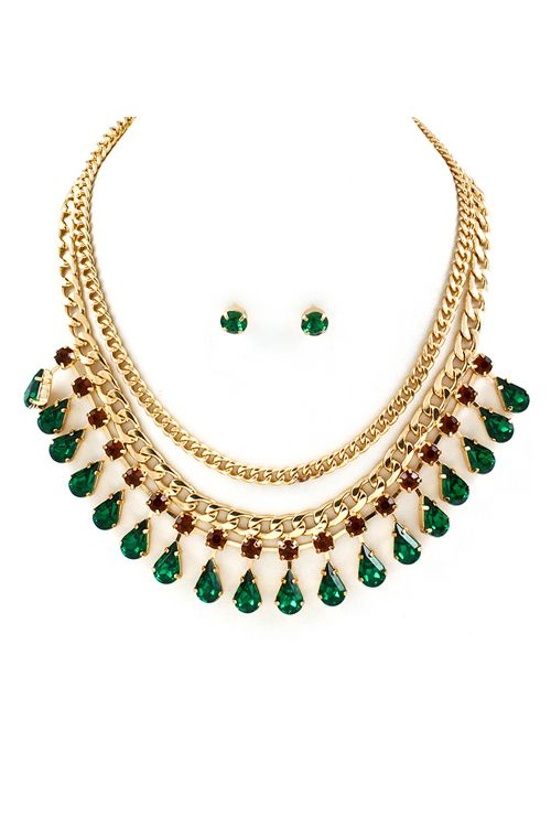 love anything emerald