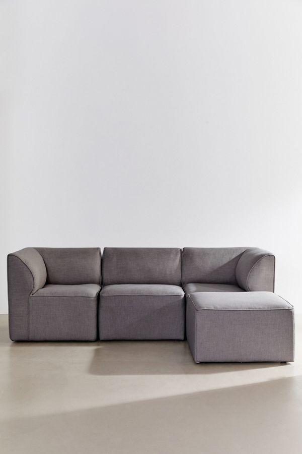 Kara Modular Outdoor Sofa | Sofa, Outdoor sofa, Comfy ...