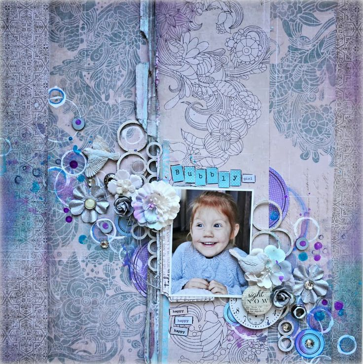Kelly Foster: All The Pretty Things: Bubbly Girl *7 Dots Studio*