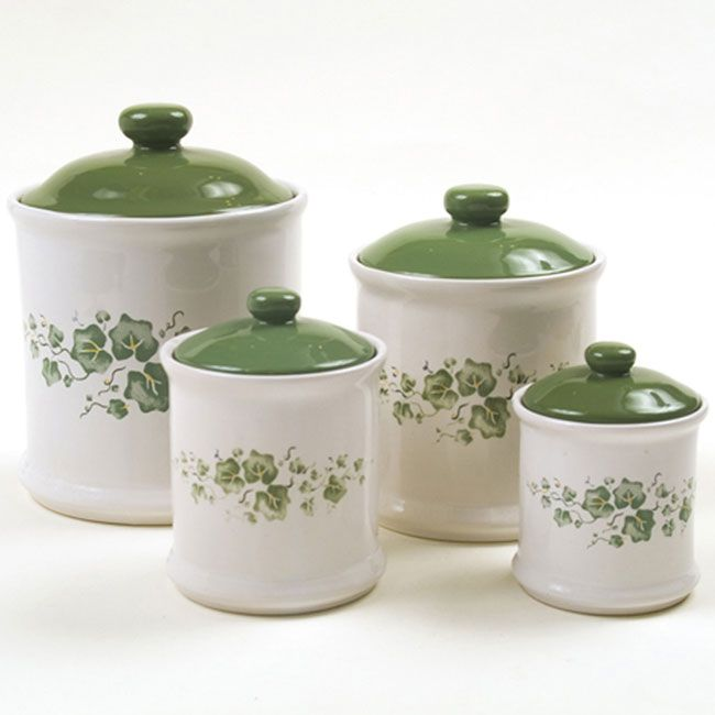 Corelle Kitchen Canister Sets