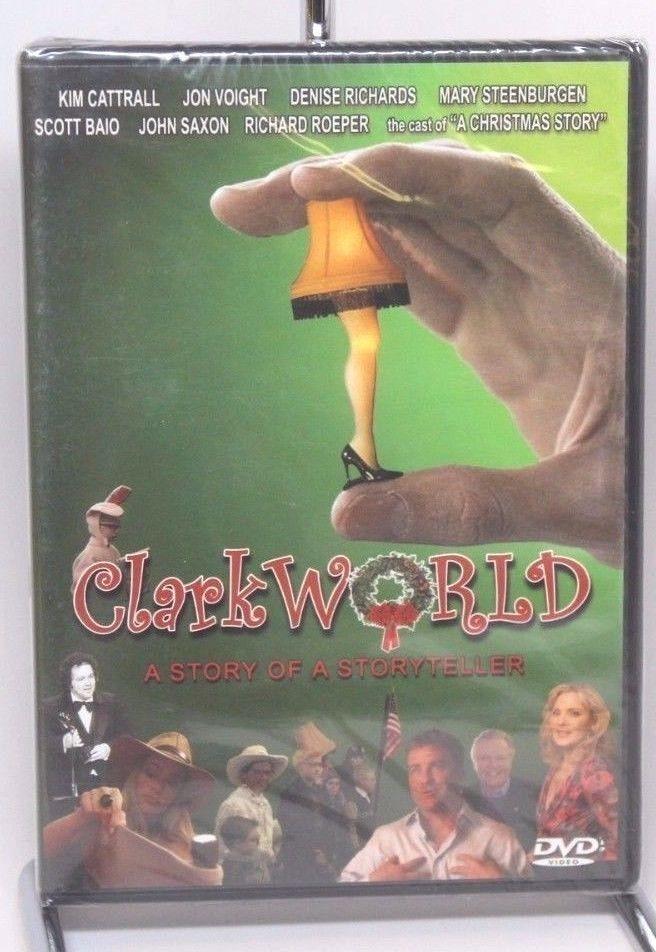 CLARKWORLD 2009  Bob Clark Documentary dvd FilmPharm Peter Billingsley PORKYS