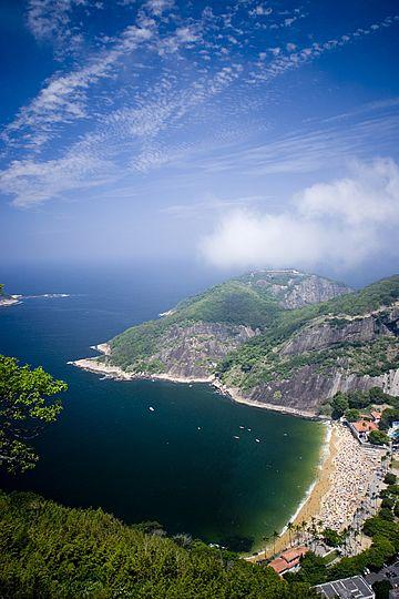 Alto da Montanha do Pão de Açúcar - Rio de Janeiro