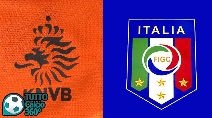 NOWnews | Olanda - Italia: Toldo, Bergkamp, De Boer e Vialli...