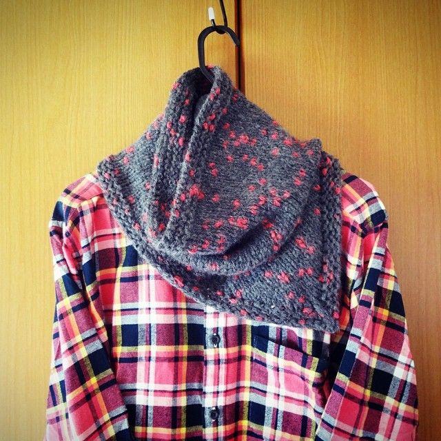 Knit , Cowl ©Love Favorite