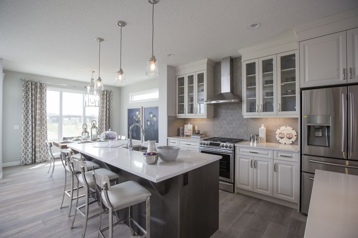 41 Best Our Kitchens Images On Pinterest Calgary New Home Essentials And New Homes