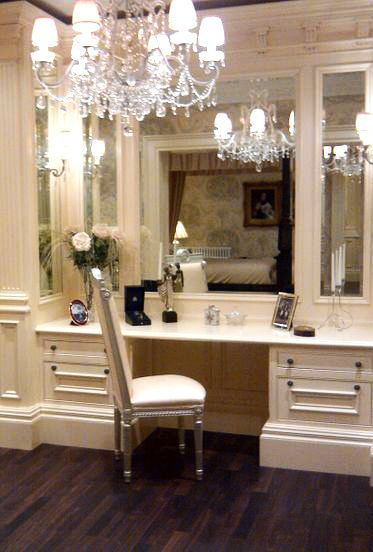 Would Love To Have This Kind Of Dressing Table Space In My Closet Clive
