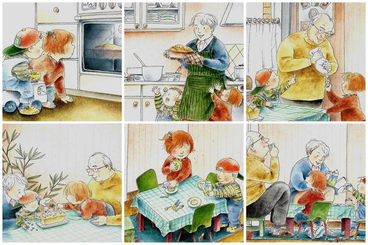 Vriendjes van Jules: Thema Grootouders - Dag 4 en 5