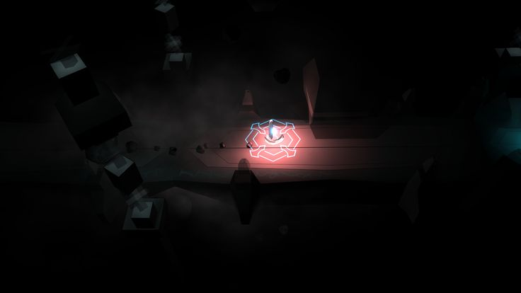 It's #screenshotsaturday! We chose a screenshot from The Last Aura where Demilux has low energy :O #indiedev #gamedev #indiegame #unity3d