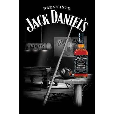 Jack Daniels - Poolroom