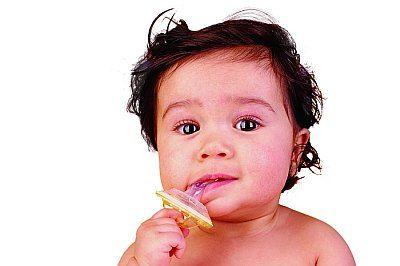 Nuby fopspeen, Nuby bied je 3 vormen van spenen aan: kers- , orthodontisch- en ovale vorm. Je kan op voorhand niet weten welke vorm je kind zal verkiezen, wanneer je kind een bepaalde vorm weigeren, probeer dan een andere.