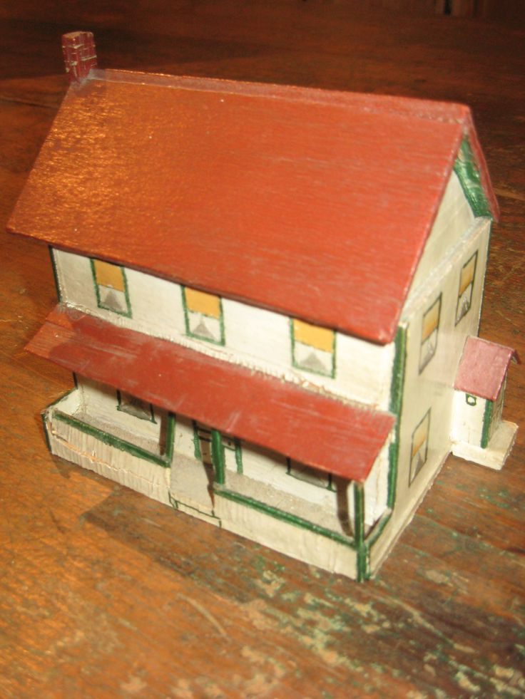 Dated House Box