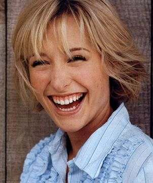 Basically, I love everything Allison Mack does with her hair ever.